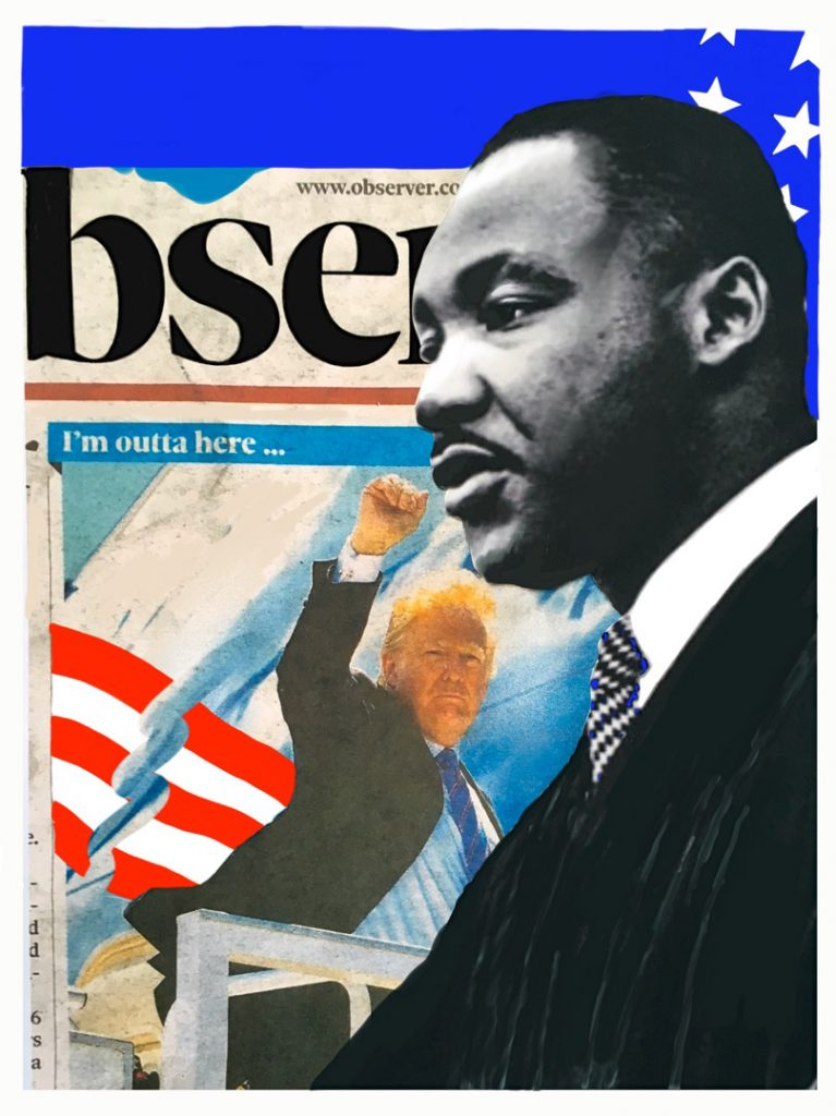 """1963: Martin Luther King's """"I had a Dream"""" speech"""
