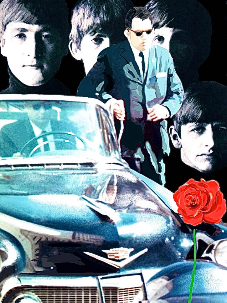 """1963: The Beatle """"White Album"""" is released on the day President Kennedy is assassinated (November 22)"""