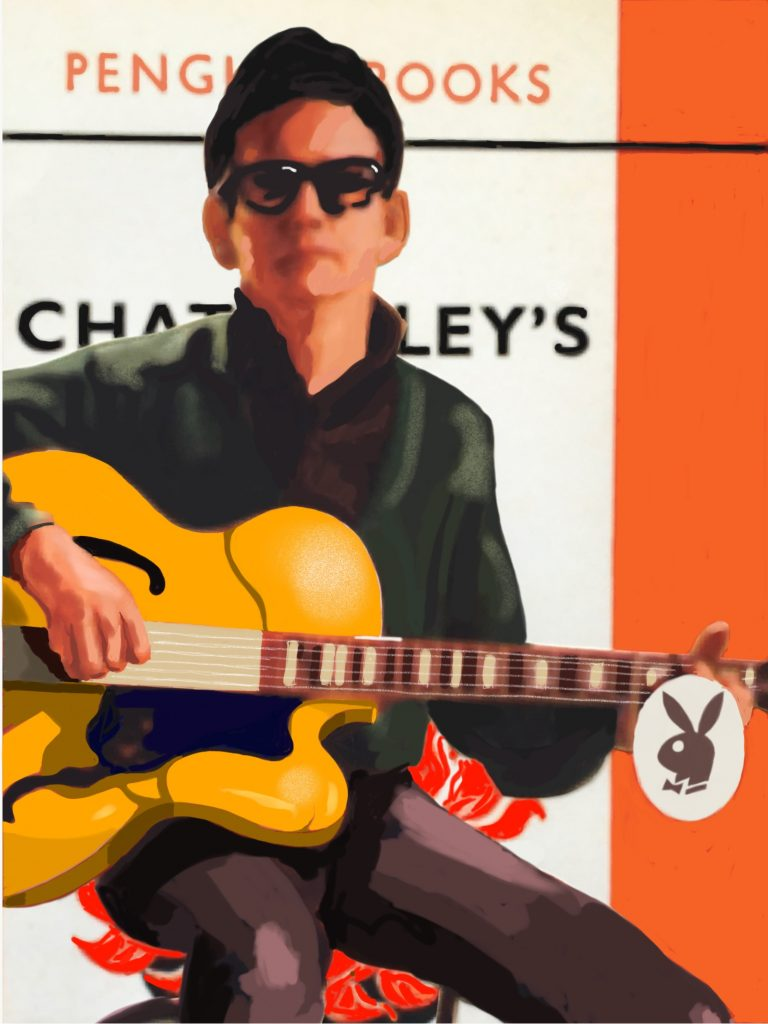 """1961: """"Lady Chatterley's Lover"""" is published, Playboy opens its first club and Roy Orbison's """"Only the Lonely"""""""