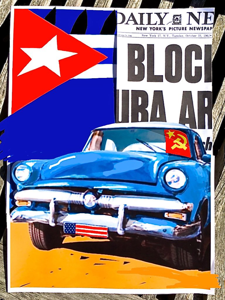 1962: Cuban missile crisis and the prospect of World War 3