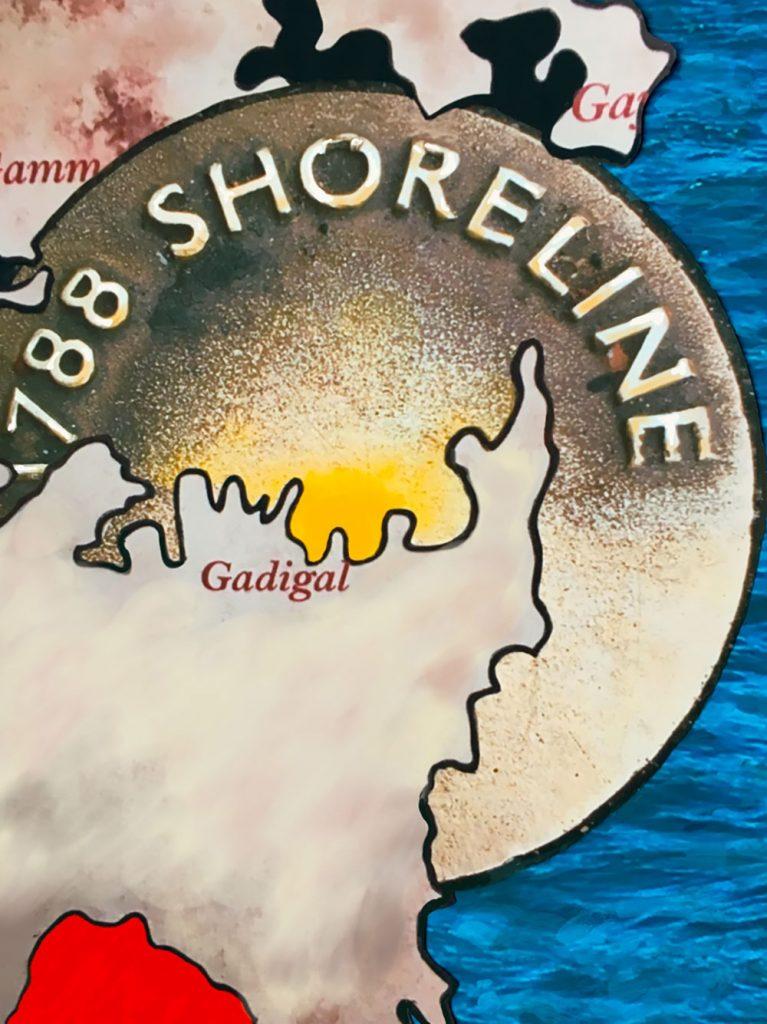 Shoreline Landing 1788